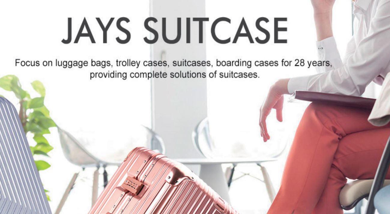 Jays suitcase Co.,Ltd.